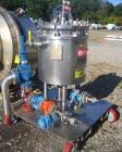 Used- Ketema Niagara Horizontal Plate Filter, Model 18-8D-J, Hastelloy C276. 14.3 square feet filter area, 1.9 cubic feet ca...