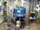 Unused- Schenk Centrifugal Discharge Pressure Filter, Type ZHF-SL5/4-KLK-B1 , Hastelloy C22. Approximately 5 square feet fil...