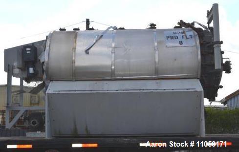 Used- US Filter Pressure Leaf Filter.