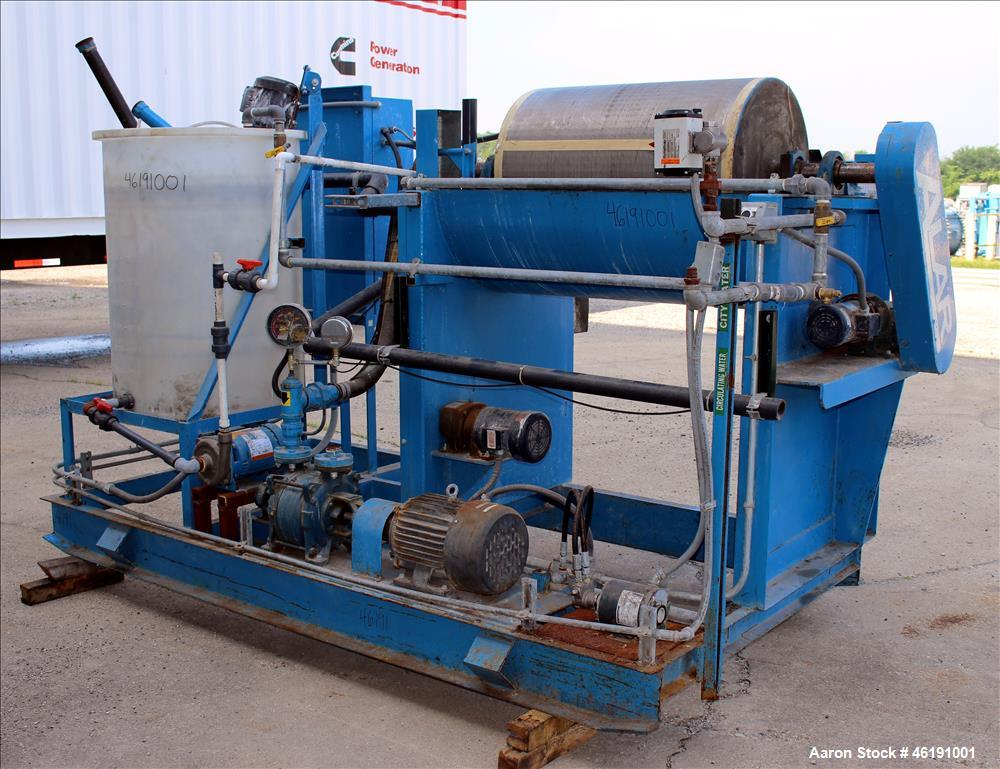 Used- Alar Auto-Vac Filter System