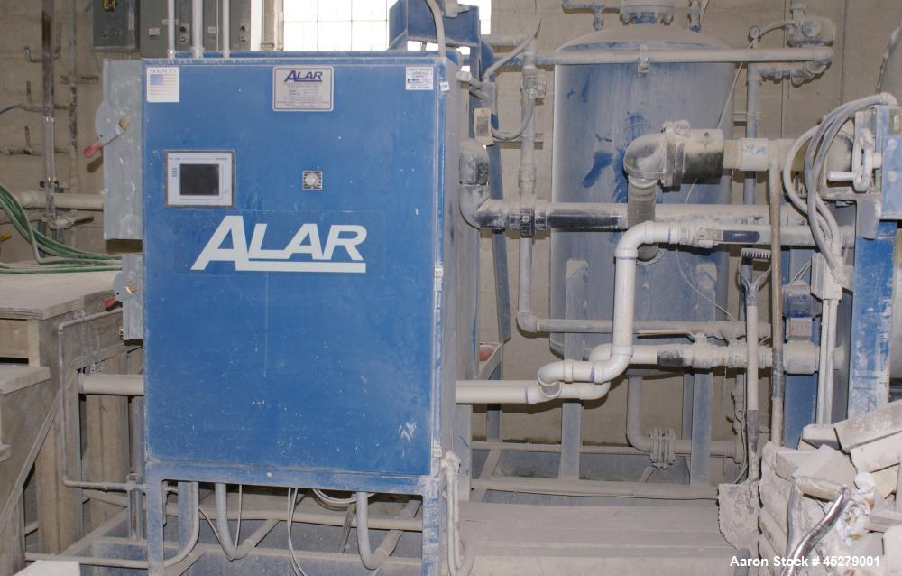 Used- Alar Water Treatment System, Model 360