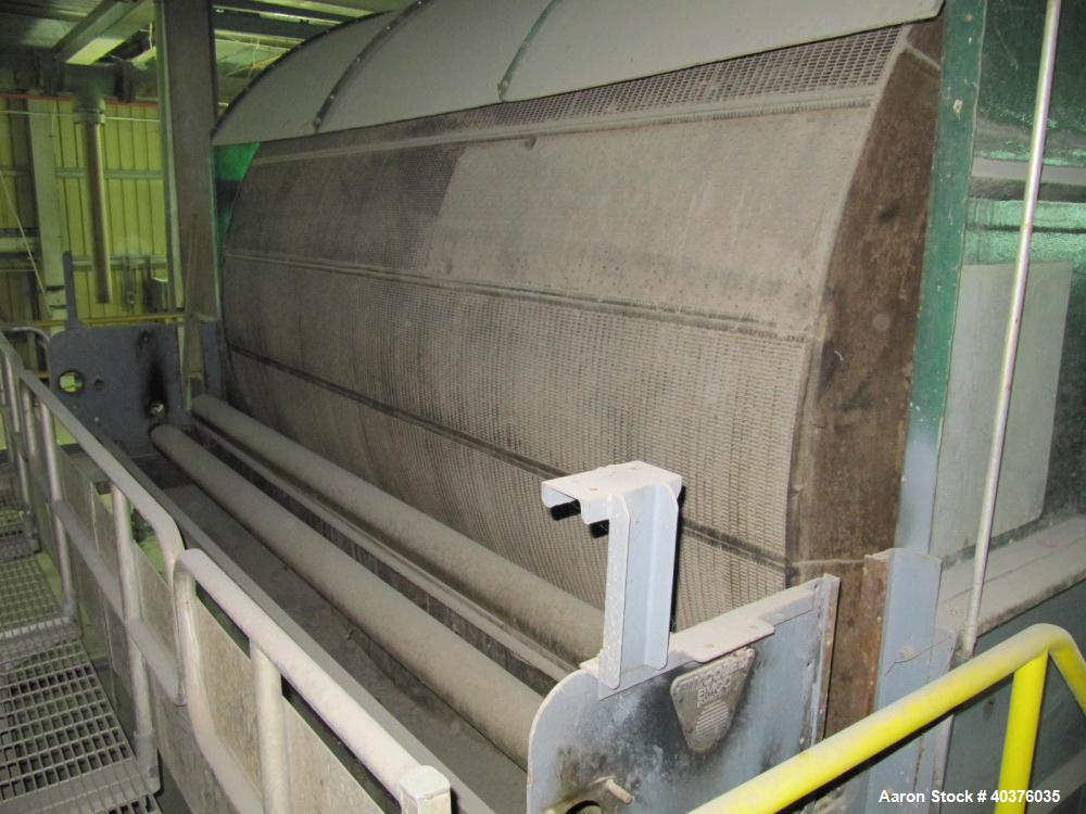 Used- Eimco Rotary Drum Filter