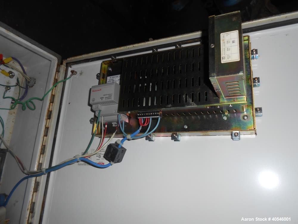 Used- Eimco Rotary Drum Precoat Vacuum Filter