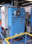 USED: Alar rotary vacuum filter, model 6120. 6' diameter x 12' long, 226 square feet. OAD: 9'9