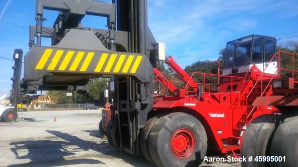 Used- Fork Lift Fantuzzi Container