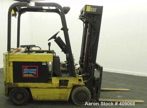 Used-Used- Caterpiller Lift Truck, Model M500SA.