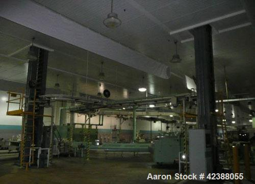 Used-Currie Case Elevators  Approx. 30' Vertical Lift