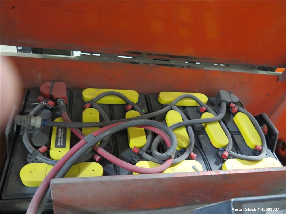 Used-Rico Lift, Model HLS60.  6000 Pound Capacity