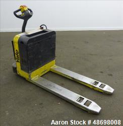 Used- Yale Electric Motorized Hand/Pallet Truck, Model MPB040-EN24T2748