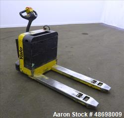 Used- Yale Electric Motorized Hand/Pallet Truck, Model MPB040-EN24T2748.