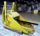 Used- MTC (Materials Transportation Co.) Electric Portable Battery Changer, Model WBP-1-30-V-FL-S, 3,000 Pound Capacity. Vac...