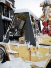 Used- Caterpillar Towmotor, Model V225, 30,000 lbs cap.  Truck Capacity 22,500 Pounds, 24