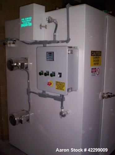 Unused- CF Cabinet/Blast Freezer Fiberglass Nitrogen Freezer