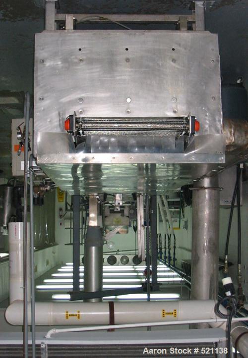 USED: Cryo-Chem liquid nitrogen freezing system, model CBF-2410.