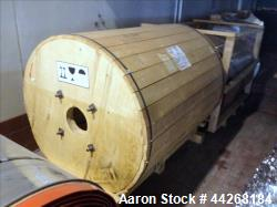 Used-Spare Drum for JBT (Frigoscandia) Pello Freezer.  In crate, never used