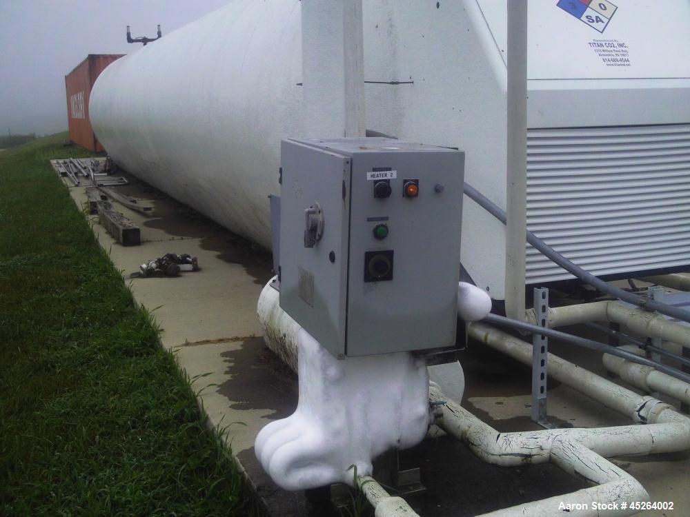 Used- 45 Ton Allis Charlmers Refrigeration Storage Tank