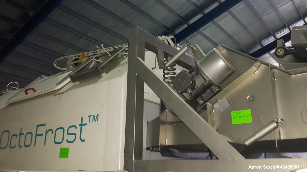 Used- OctoFrost Tunnel Freezer, Model 3/2.