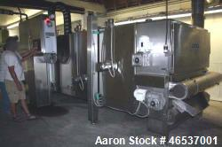 Used- CES Multi Pass (Three Tiers) Immersion Liquid Nitrogen Tunnel