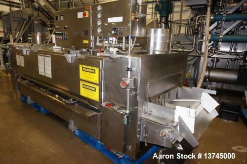 Used- Flighted Praxair CO2 Freezer Tunnel.