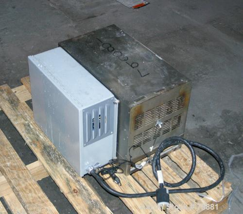 "USED: Blue M Oven Box Furnace, Model M30A-1C. 5-1/4"" wide x 4-1/4"" tall x 16"" deep. Temp range 1000 deg C (1832 deg F). 1/50..."