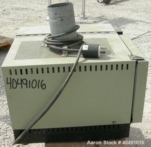 Used- Fisher Scientific Isotemp Programmable Ashing Furnace, model 495. Chamber measures 6 3/4'' wide x 5 1/4'' tall x 11'' ...