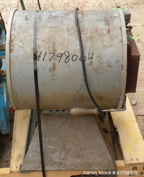 """Used- Hevi-Duty Electric Benchtop Furnace, Model 056-PT. Maximum operating temperature to 1850 degrees F. Chamber 7-1/2"""" wid..."""