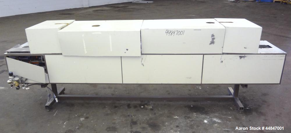 Used- Lindberg Mesh Belt Furnace, Model 810 A4-B3-D3-E1.5