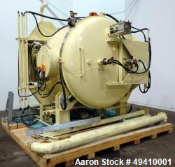 Unused- Thru-Med Vacuum Furnace.