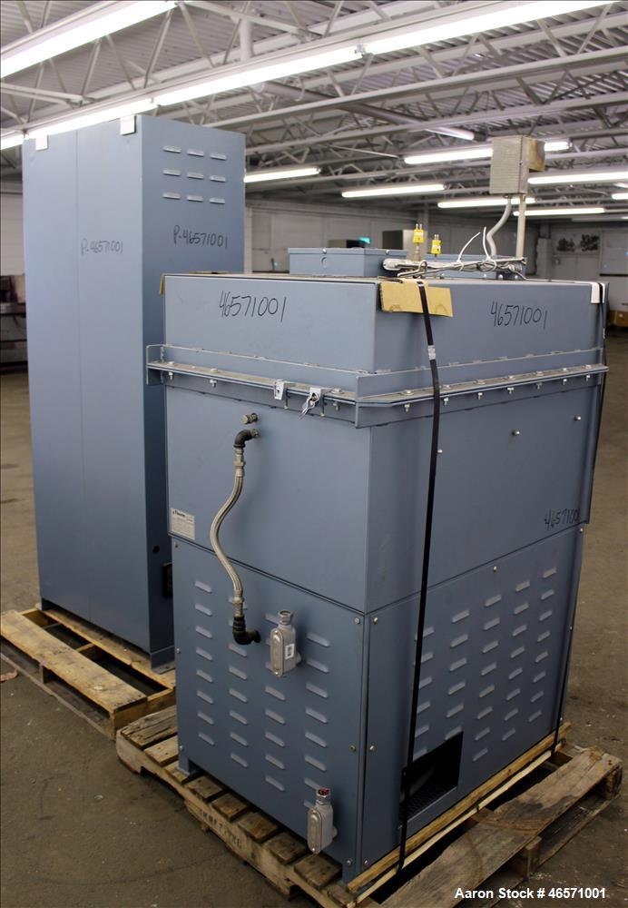 Used- Thermcraft Hydrogen Tube Furnace