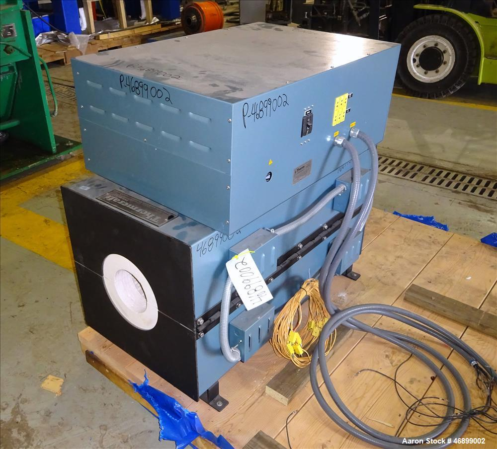 Used- Thermcraft Split Tube Furnace