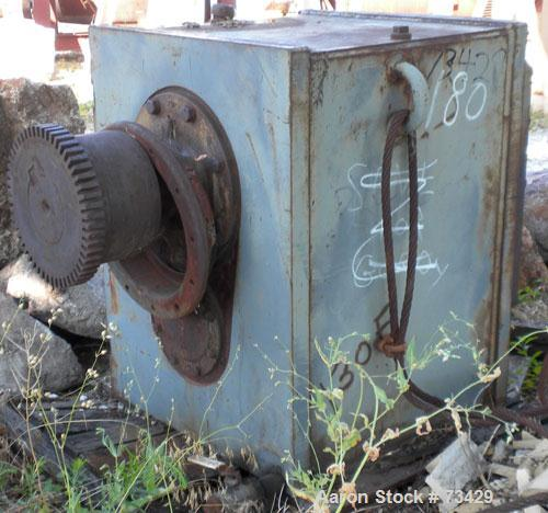 Used- Falk Gear Drive, Model 130FC3A-A
