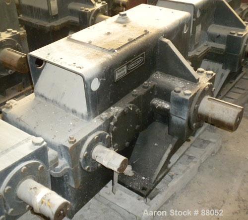 Used- Foote-Jones Dresser Titan Pumping Unit Gear Reducer, Model 1602HLT
