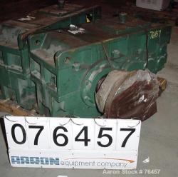 Used- Sumitomo Paramax 7 Parallel Shaft Reducer, Model SM7070P3-