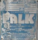 Used- Falk Gearbox, Model 602-110FZ2A.