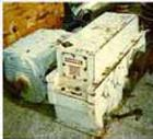 USED: Farrel Parallel shaft gear reducer, model FD-24. Ratio 9.4:1.Input 1150 rpm. Cat hp 219. Service HP=125 w/General Elec...