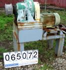 USED: Sumitomo gear reducer, model H3205. Ratio 43:1, input 38.6 hp, 1750 rpm, output torque 55,300, 30 hp XP motor 230/460/...