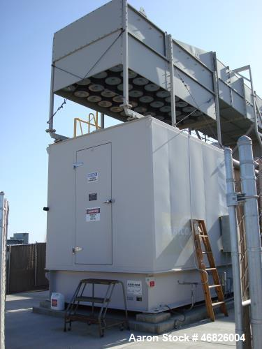 Used- Sega / Vericor 3MW Co Gen Package