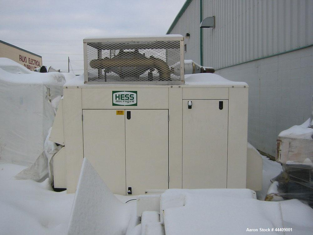 Used-Hess Microgen 200 Packaged Cogeneration System