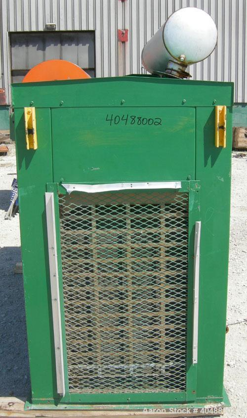 Used- Kohler 90 kW Natural Gas Generator Set, model 100RZ2272 Fast Response II. Ford model LSG-8751-6005-A engine, SN 02692 ...