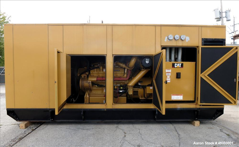Used Standby Generators Natural Gas
