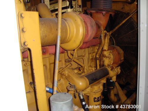 Used- Caterpillar 350 kW standby diesel generator set. CAT 3406B engine rated 534 HP @ 1800 RPM SN-2WB05615. 3/60/277/480V c...