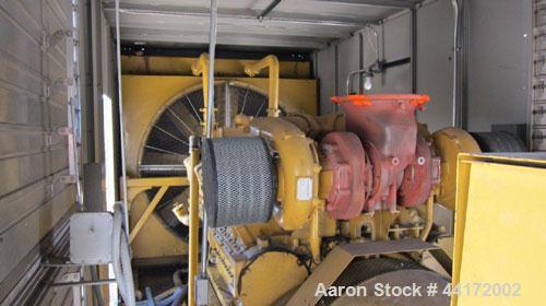Used- Caterpillar 1500 kW Standby Diesel Generator Set, Generator Model SR-4