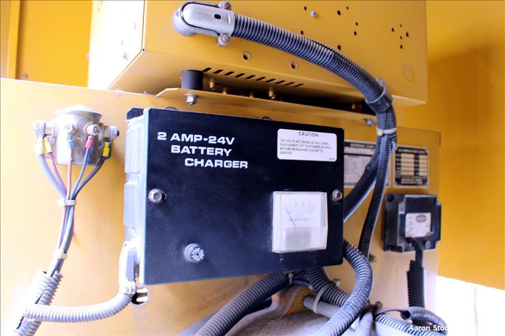 Used- Caterpillar CAT / Generac 175 kW standby diesel generator set, model 95A01805S, SN-2020058. Caterpillar model 3208 eng...