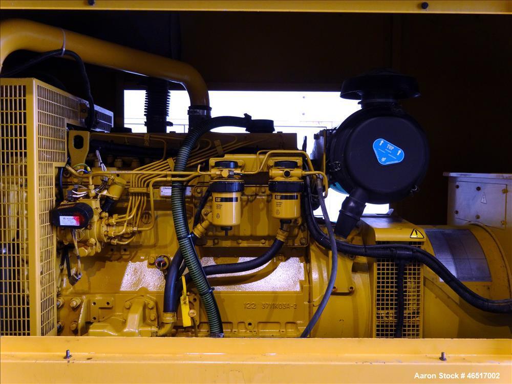Used-Caterpillar / Olympian 150 kW  diesel generator , model D150P1. Perkins eng
