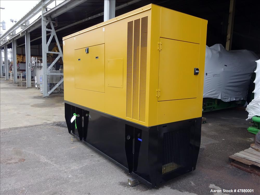 Used- Caterpillar / Olympian 150 kW standby Diesel Generator Set Model D150P1 SN