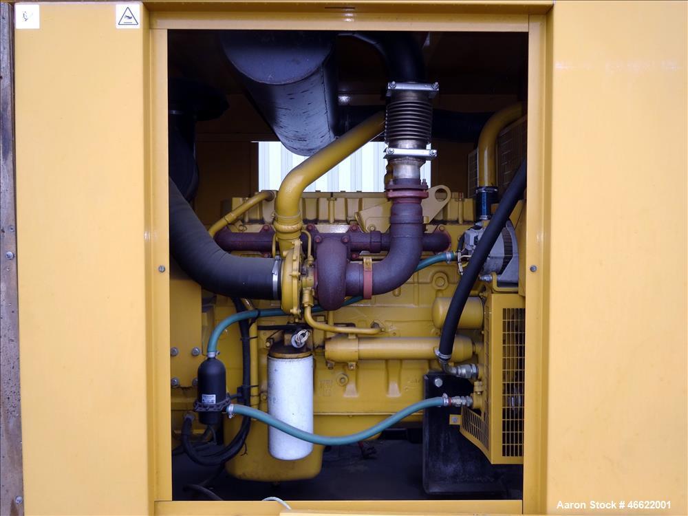 Used- Caterpillar / Olympian 150 kW standby diesel generator set model D150P2