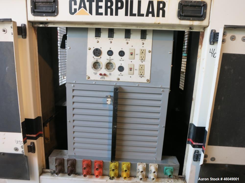 Used- Cat / Caterpillar XQ350 rental package, 350 kW diesel generator. CAT 3406