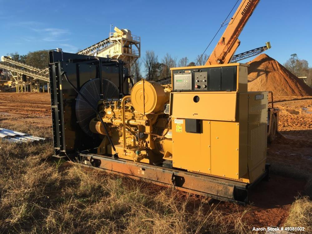 Caterpillar  Kw Natural Gas Generator