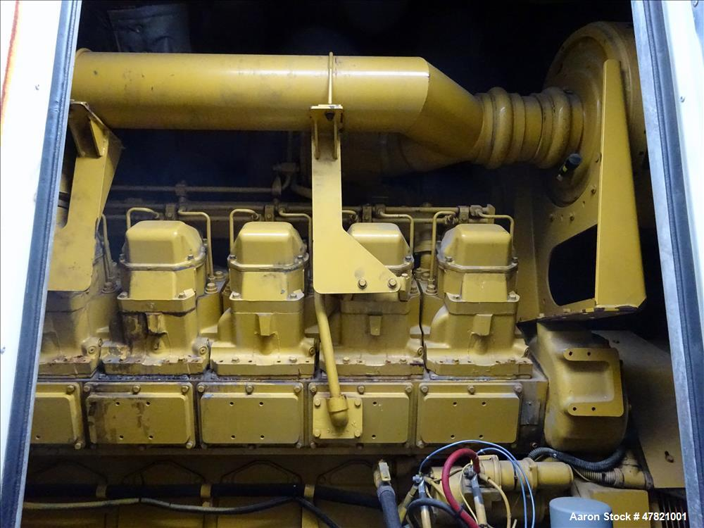 Used- Caterpillar XQ1750 Rental Grade Generator Set. CAT 3516B engine.