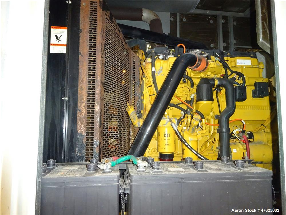 Caterpillar Natural Gas Rental Generator